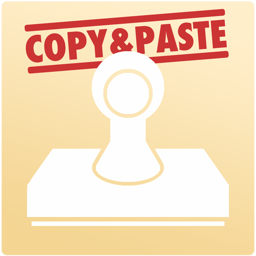 paste stamps